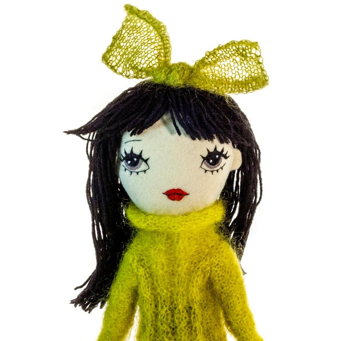 Dollcloud_winter_fun_handmade_fabric_doll_Alessandra