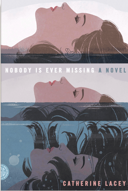 Nobody is Ever Missing Book Cover illustration by Patrick Leger