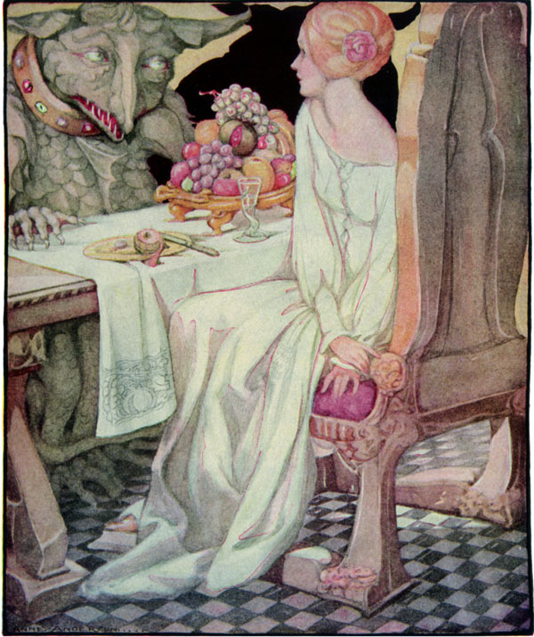 Old, Old Fairy Tales, illustrated by Anne Anderson