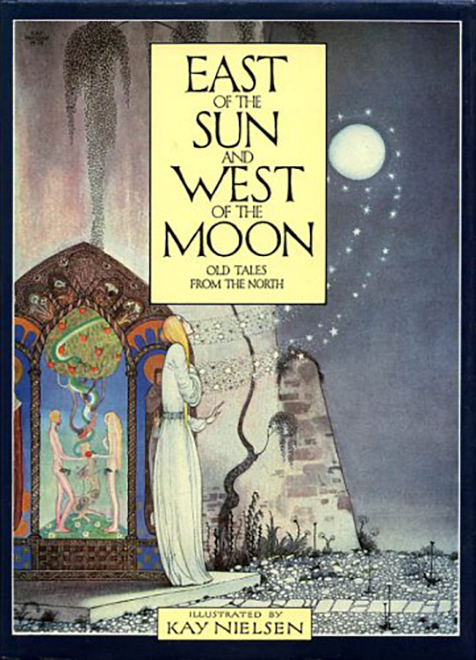 East of the Sun and West of the Moon Old Tales from the North Book Cover